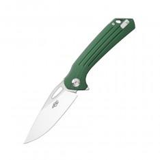 Нож складной Ganzo Firebird FH921  зеленый + Точилка Adimanti ADSH130 в подарок!