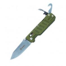 Нож Ganzo G735-GR, зеленый