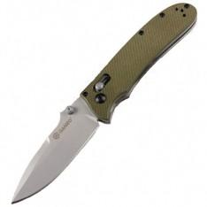 Нож Ganzo G704G, светло-зеленый