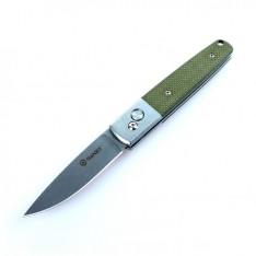 Нож Ganzo G7212, зеленый