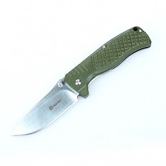 Нож Ganzo G722, зеленый