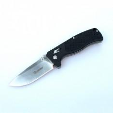 Нож Ganzo G724M, черный, зеленый, оранжевый