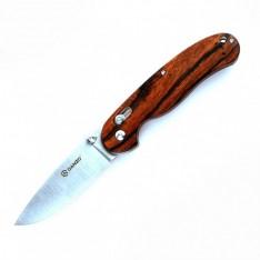 Нож Ganzo G727M-W1, дерево