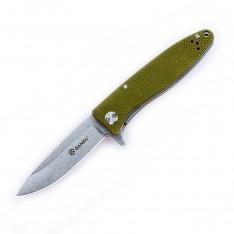 Нож Ganzo G728-GR, зеленый