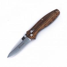 Нож Ganzo G738-W1, дерево