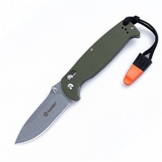 Нож Ganzo G7412-WS, зеленый