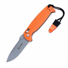 Нож Ganzo G7412P-WS, оранжевый