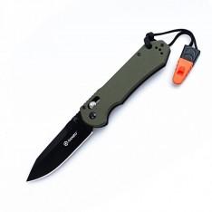 Нож Ganzo G7453-WS, зеленый
