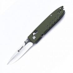 Нож Ganzo G746-1, зеленый