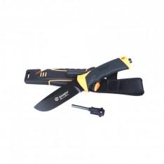 Нож Ganzo G8012, оранжевый + мультитул в подарок!