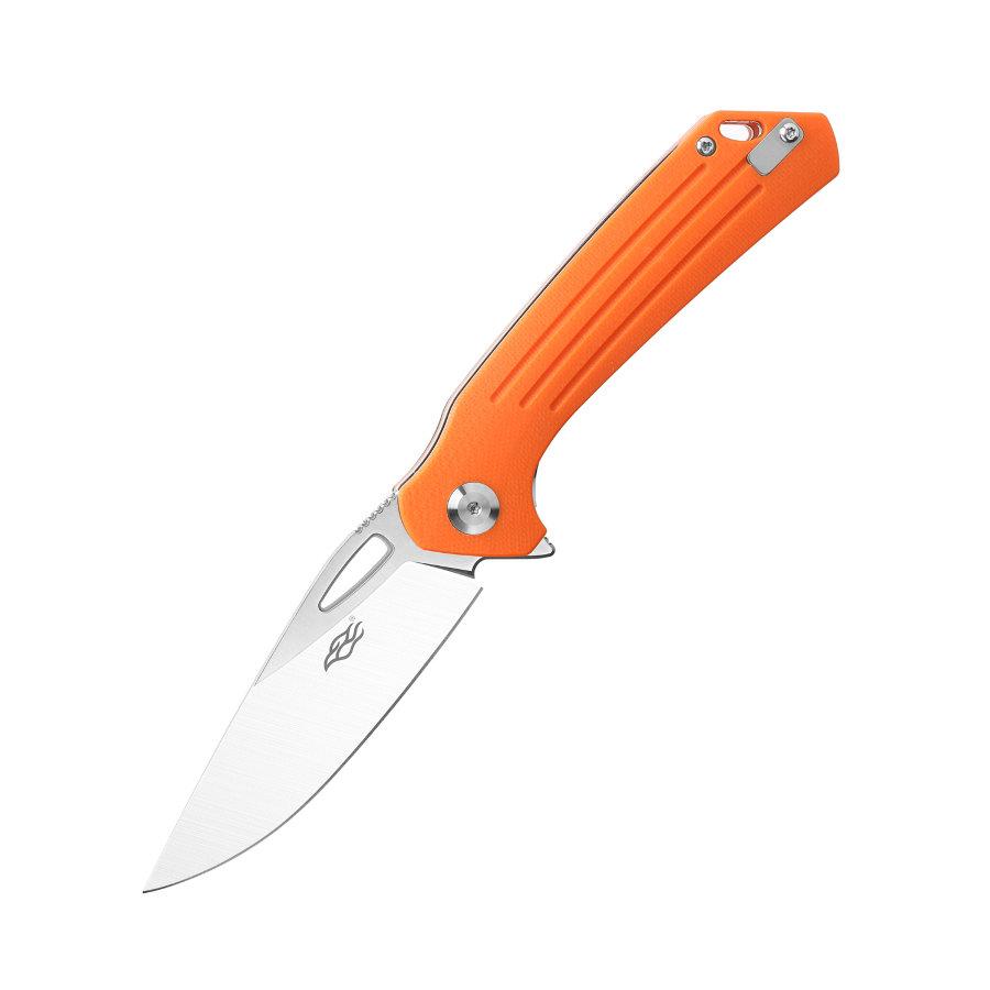 Нож складной Ganzo Firebird FH921 оранжевый + Точилка Adimanti ADSH130 в подарок!
