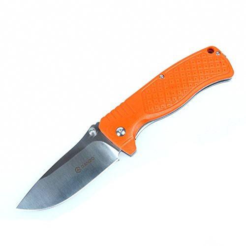 Нож Ganzo G722, оранжевый