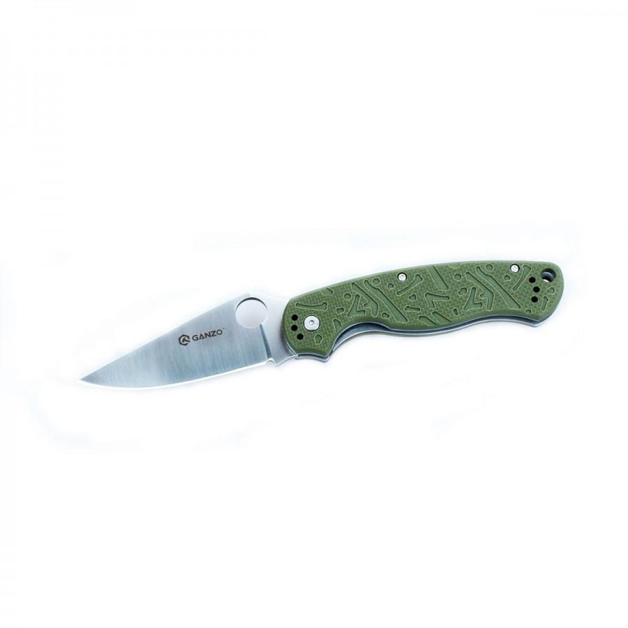 Нож Ganzo G7301, зеленый